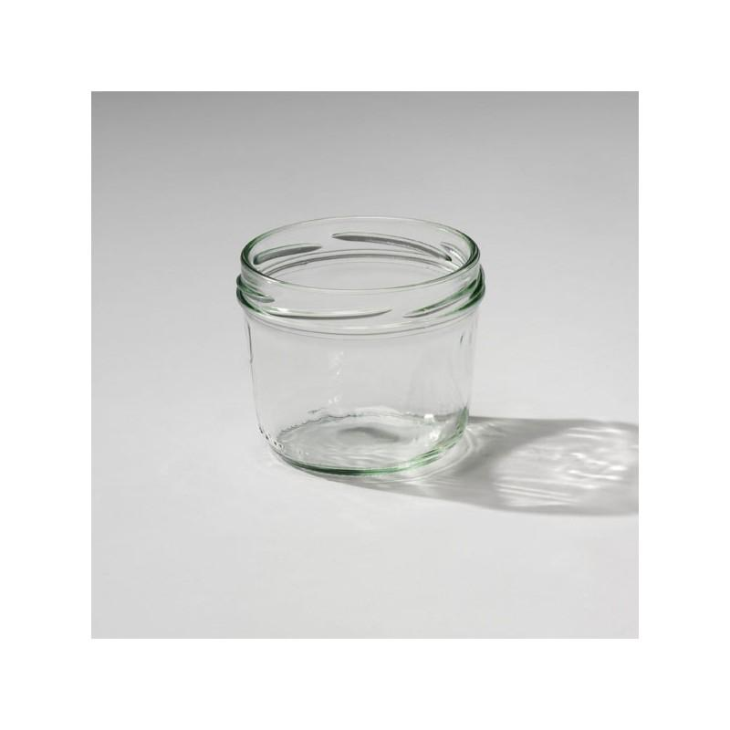 18 glass jars Terrine 230 ml  - with twist-off caps included