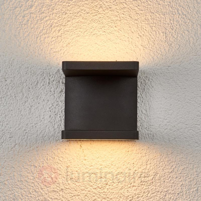 Applique LED Lotti pour l'extérieur - Appliques d'extérieur LED