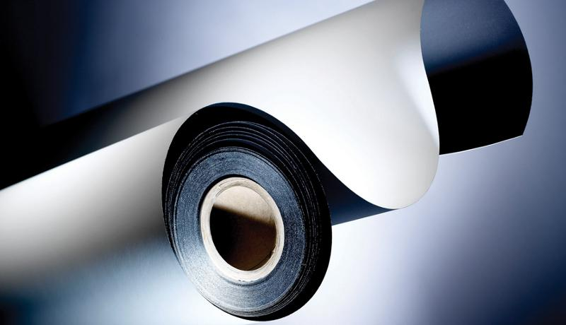 Flexible Ferro Sheet - Wide format and printable, supaferro® is made from the highest quality ferrous m