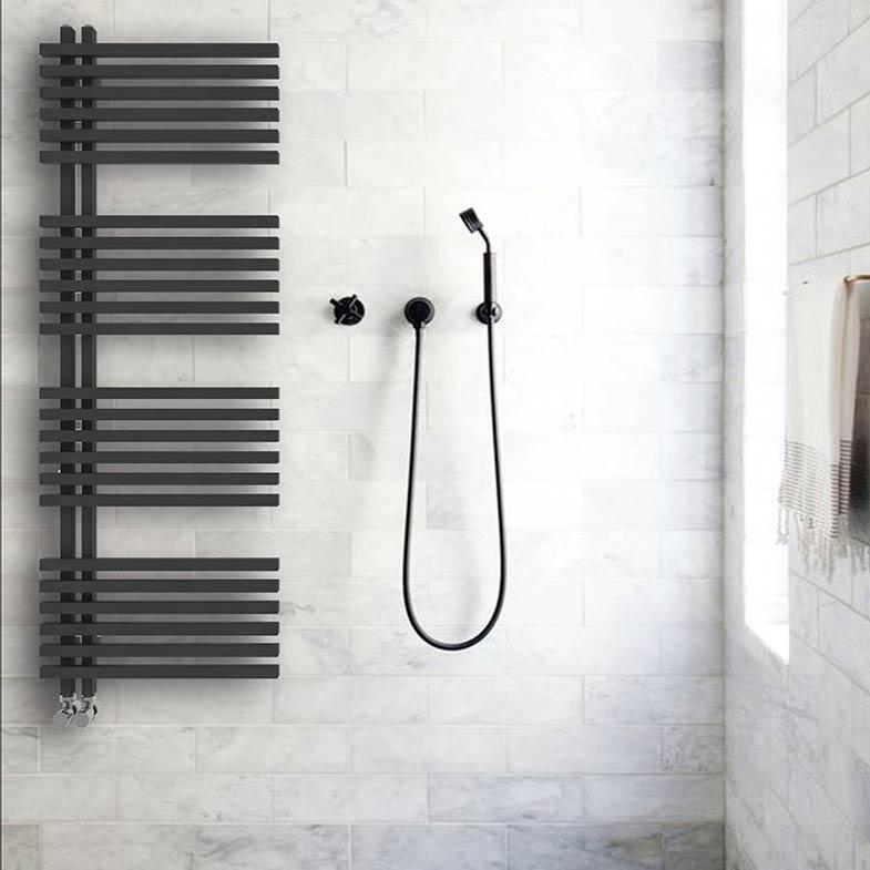 Carisa Terra Towel Warmer - Carisa Terra Design Bathroom Radiator