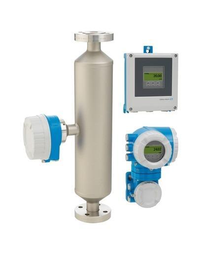 Proline Promass I 500 Coriolis-Durchflussmessgerät - Kombiniert Inline-Viskositäts-/Durchflussmessung mit Umformergetrenntausführung