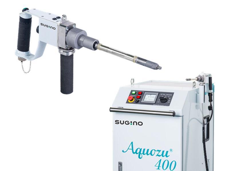 Aqua Setter Aquozu 400 - Ultra High liquid Pressure Tube Expansion