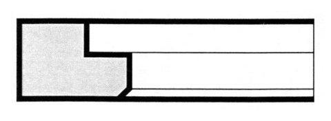 E10 Trapezoidale - Segmenti di compressione a Milano