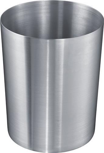 Sicherheits-Papierkorb aus Aluminium, 13L - Z12152
