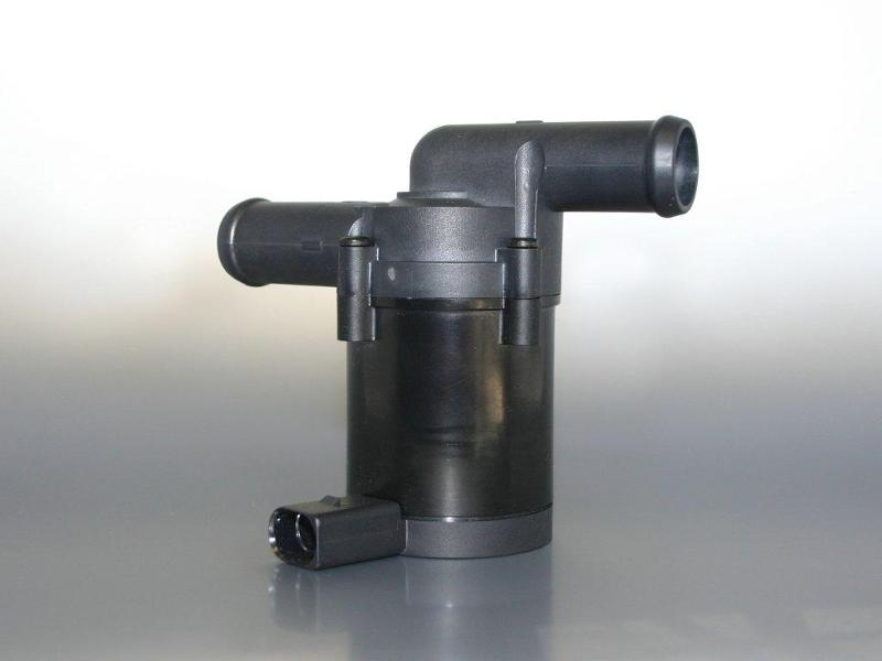 Plastic parts - Water circulation pump made of Fortron PPS