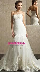 Robe de mariée  - Robe de mariée style sirène
