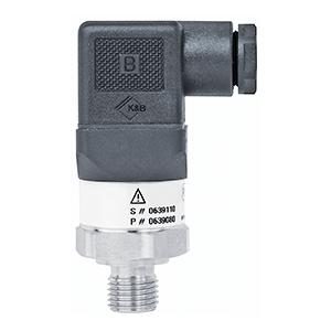 Pressure measuring transducer A 10 - null