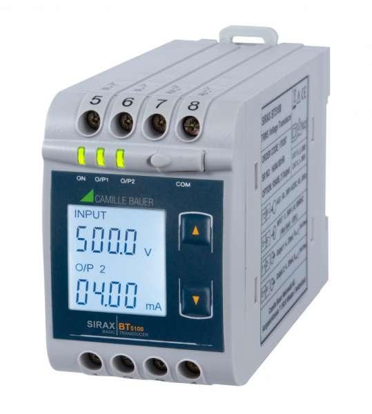 SIRAX BT5100 - Messumformer für Wechselspannung
