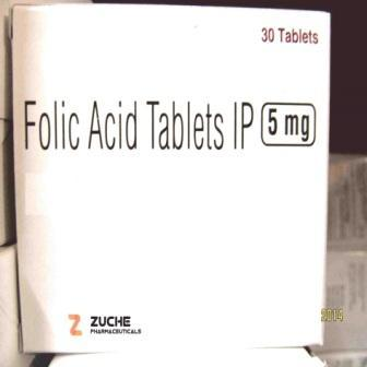 Folic Acid Tablets -  Folic Acid Tablets