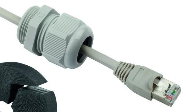 PERFECT 系列尼龙接头 - PERFECT 系列尼龙接头 PA6 - 连接螺纹包括公制,Pg制和NPT