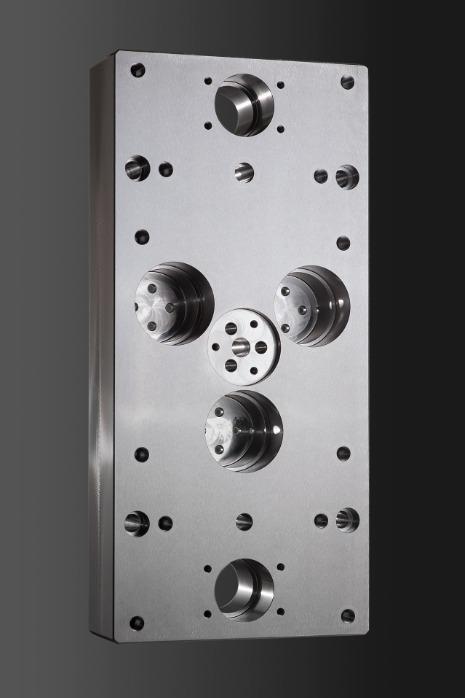 Machine parts  - Machine parts made with prehardened steel