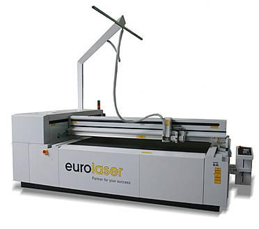 Laser System for textiles - XL-1600