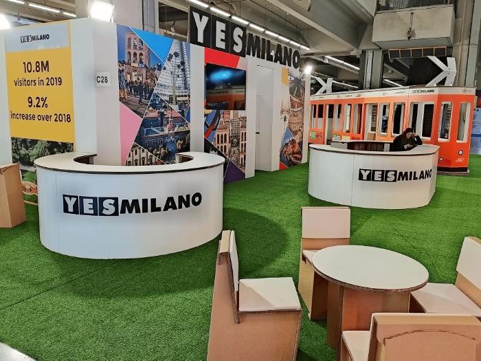 Allestimenti stand innovativi e sostenibili - Progettazione e realizzazione di stand per eventi temporanei o fiere
