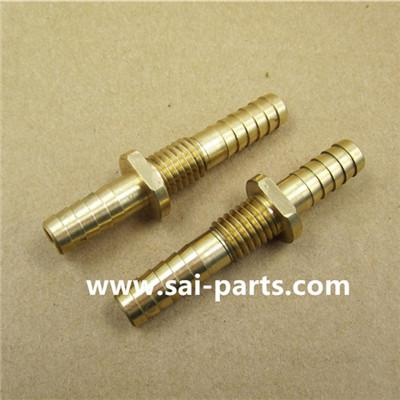 Brass Precision Turned Components -
