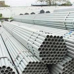 ERW Black Steel Pipes -