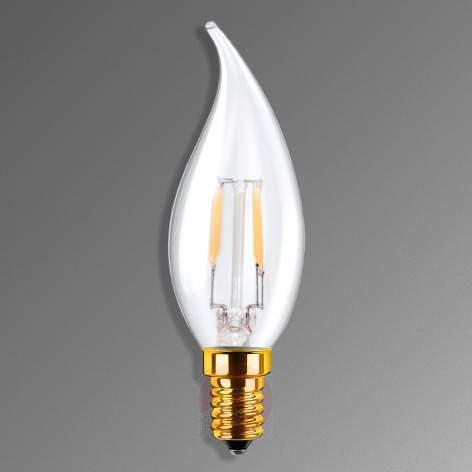 E27 8 W 822 LED globe lamp G125 - light-bulbs