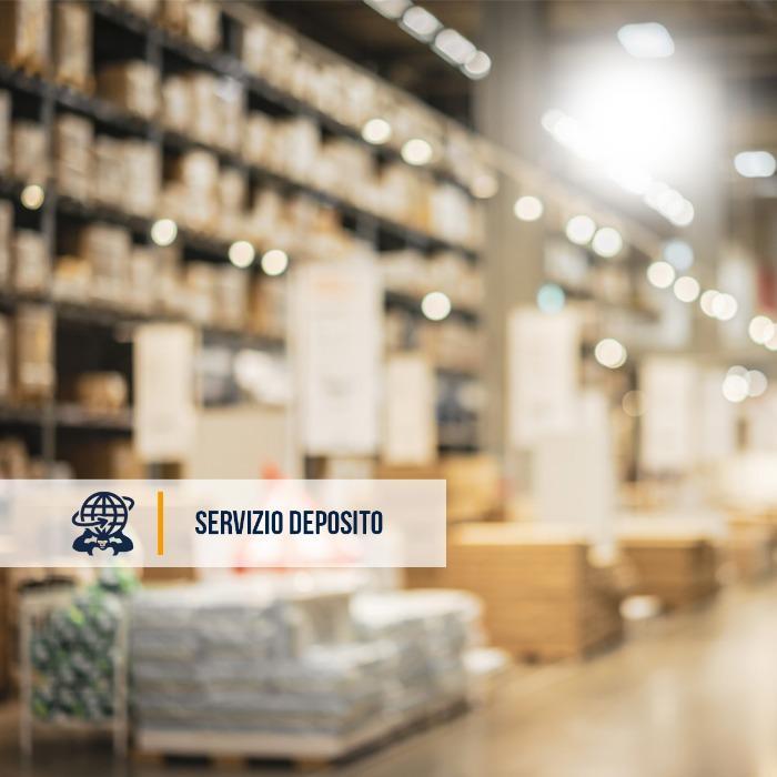Servizio deposito mobili - Magazzini e depositi per qualsiasi tipologia di merci