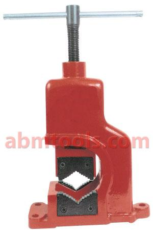 Pipe Vice Open Type - Pipe vices are design to endure the heaviest pipe work to hold pipe firmly