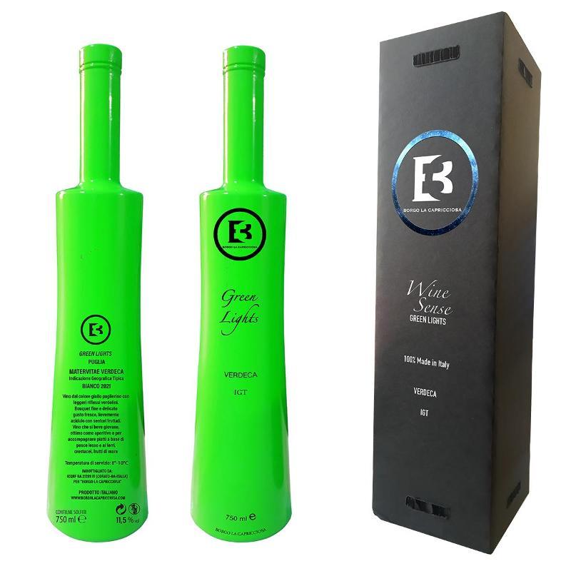 Green Lights 750 Ml - Vini