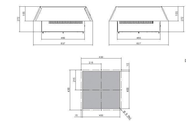 Dlk42-45-48 Torrini Di Ventilazione - LINEA CLIMATIZZAZIONE