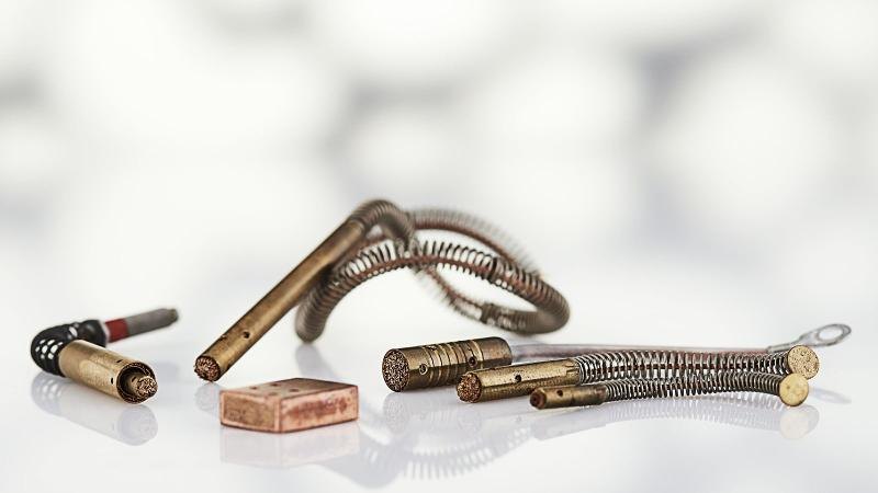 Metal gauze brushes - Optimum transmission at all times
