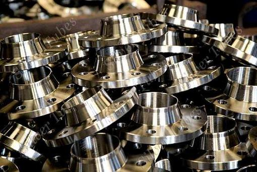 Duplex Steel F51, F60 Flanges (UNS S31803, S32205)