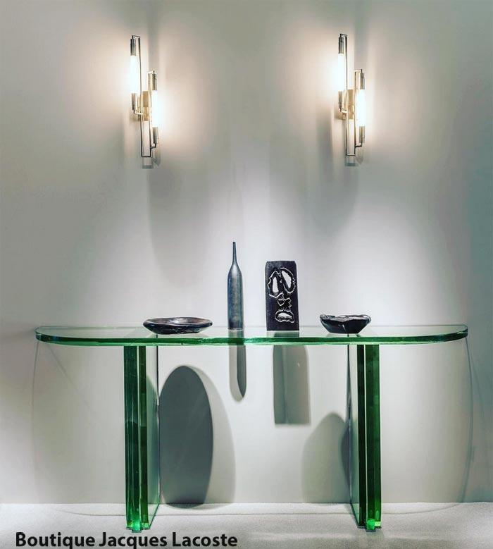 Glass console table - Model Console 20