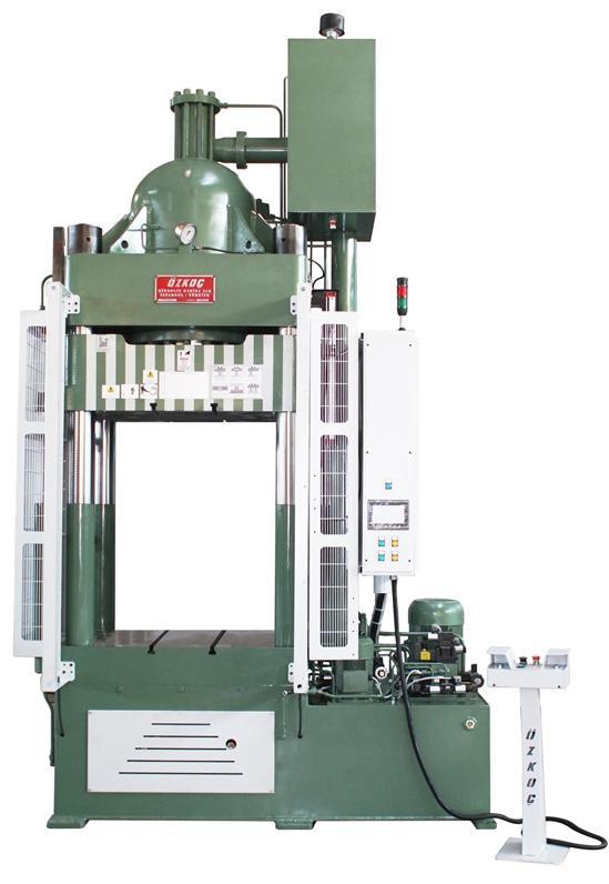 500 ton hydraulic melamine & urea press