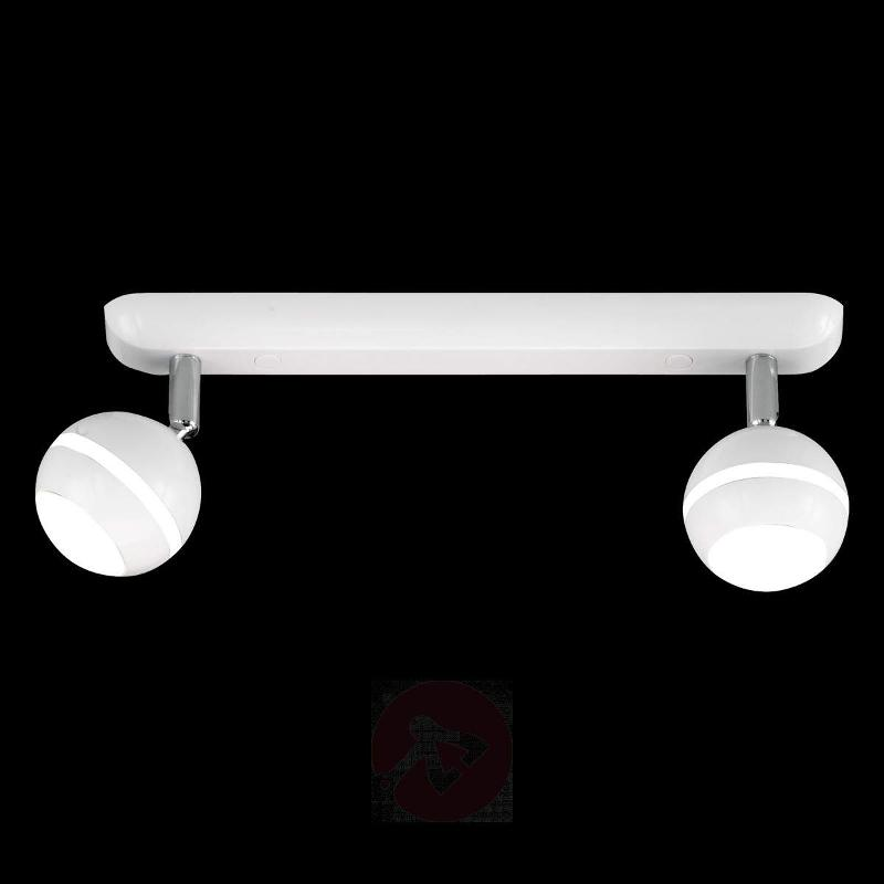 Ceiling light Groove with LED, 2-bulb - Ceiling Lights
