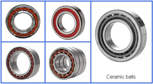 7003CTA-2RZ/P4 HQ1 PRECISION ANGULAR CONTACT BEARNIGS - BEARINGS FOR ELECTROSPINDLES BEARINGS FOR ENGRAVING MACHINES
