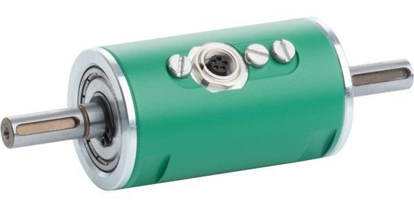 8645/8646 系列扭矩传感器 - 旋转扭矩传感器、新专利测量技术、低价位