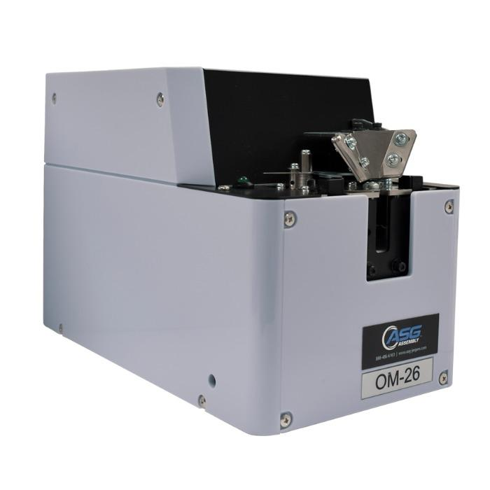 OM - screw presenter  - Loading screws and presenting one at a time for operator or robot pick-up