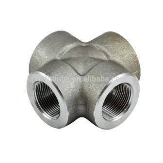 Threaded Cross - Stainless Steel Threaded Cross Carbon Steel Threaded Cross Manufacturers