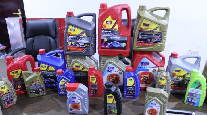 Fully Synthetic & Semi Synthetic Diesel Engine Oils - SAE 50 API CJ4/CI4/CH4