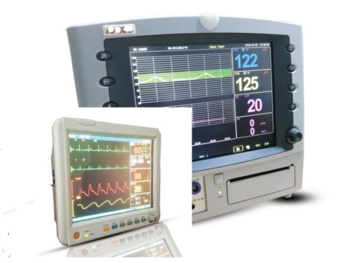 monitor fetal y monitor paciente - monitores medicos