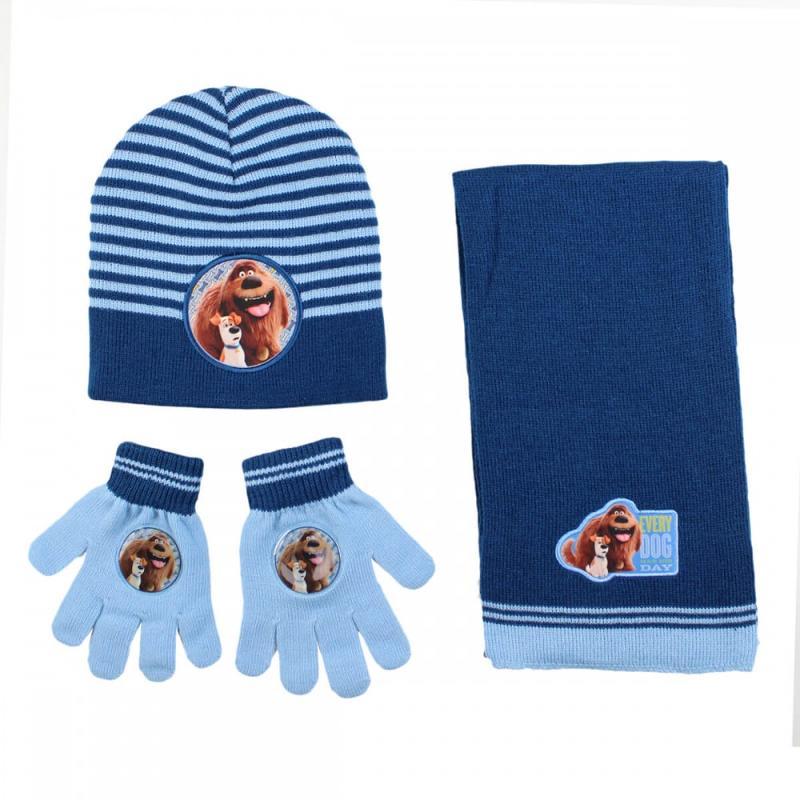 3x Echarpes et bonnets et gants Comme des Bêtes - Bonnet Gant Echarpe
