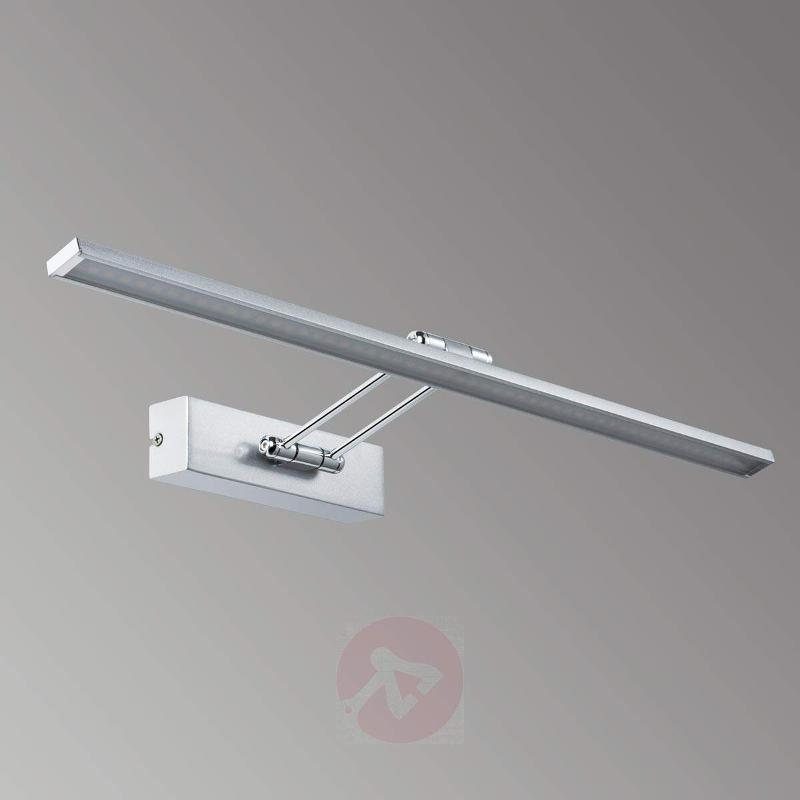 Galeria LED picture light Beam Sixty nickel colour - Picture Lights