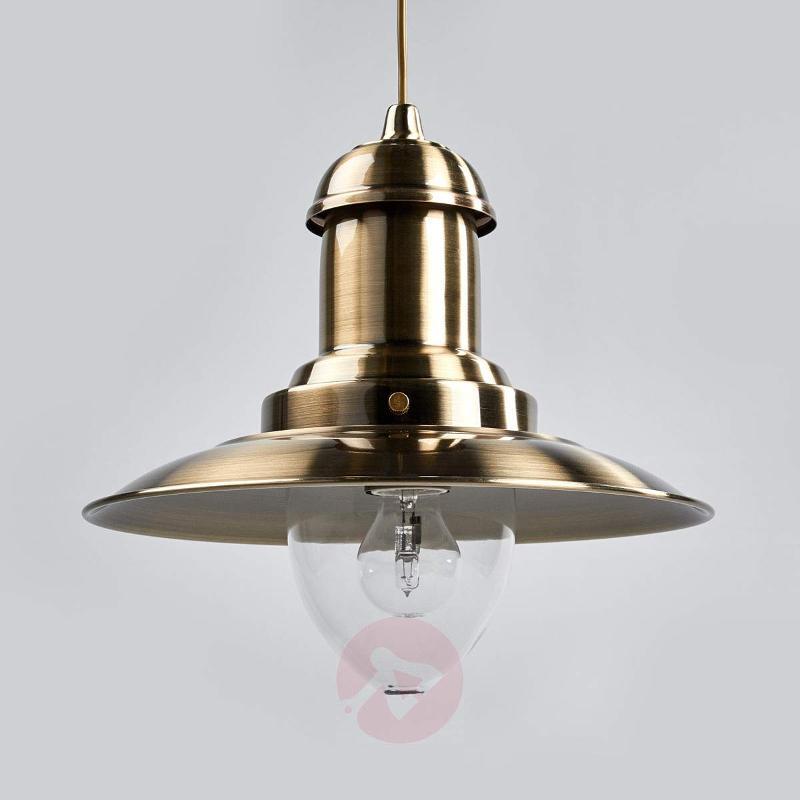 Maritime Fisherman pendant lamp - Pendant Lighting