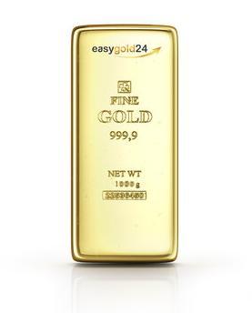1 kg Goldbarren kaufen -