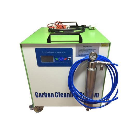 machine propre de carbone - CCS1000, équipement de station de service de voiture, voiture de hho, gaz oxhydr