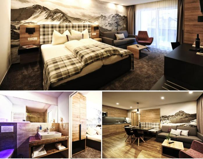 Reference - Hotel Holiday Residenz *** - Hit Preless - Hotel and object furnishing