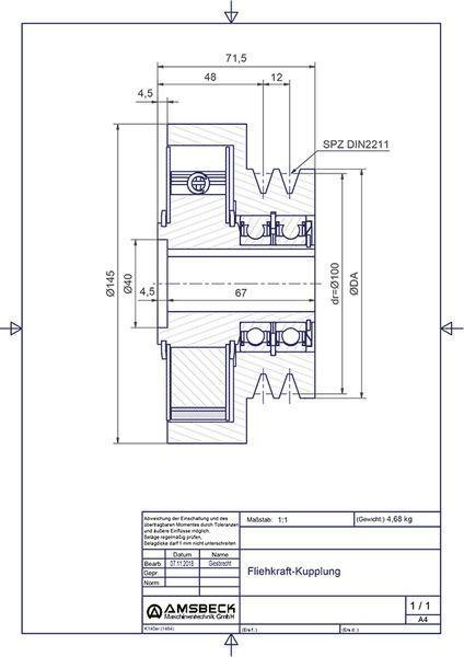 Schaltbare Lamellenkupplungen - Schaltbare Lamellenkupplungen für viele Bereiche