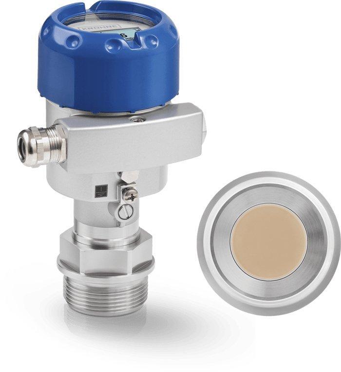OPTIBAR PC 5060 - Relative pressure transmitter / capacitive / thin-film / ceramic / max. 150°C