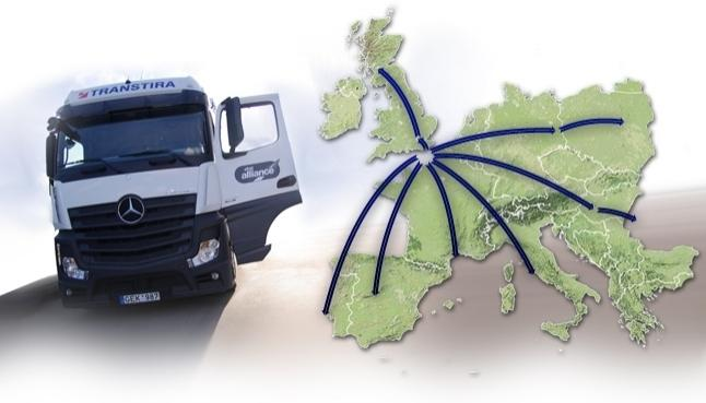European Road Freight -