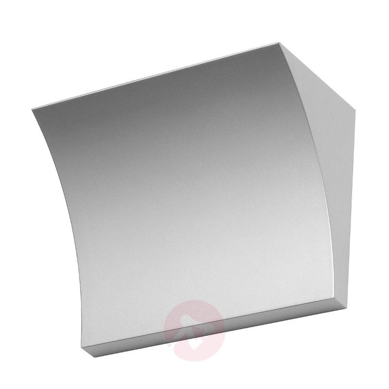 UP DOWN wall light POCHETTE, silver - Wall Lights