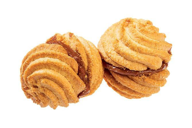 "Cookies ""NUTS"" - sweets"