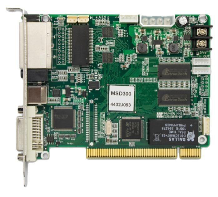 Процесор NOVASTAR - LED процесори за дисплей