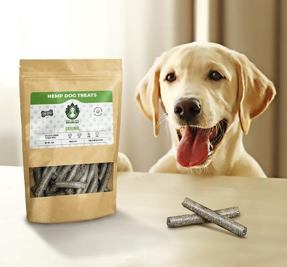 Hemp Dog Treats - 250g