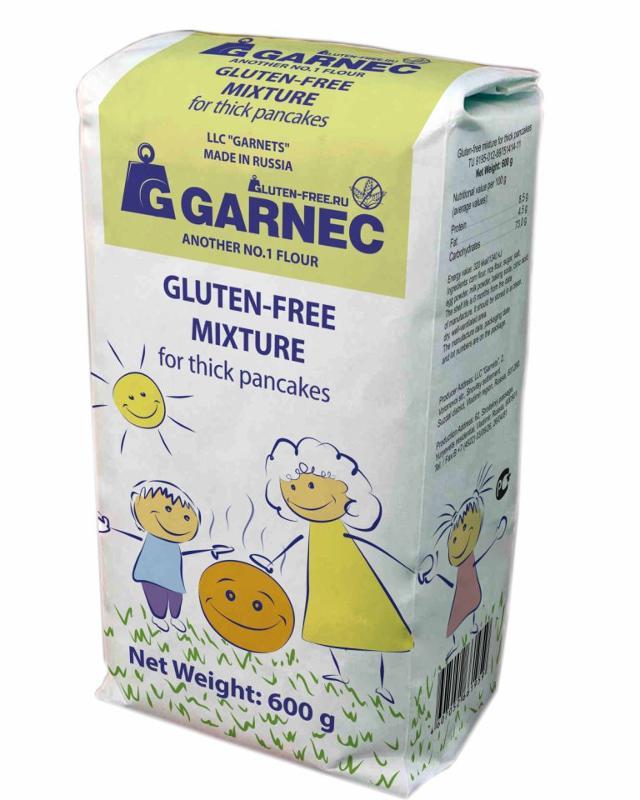 "Gluten-free ""fluffy Pancakes"" - null"