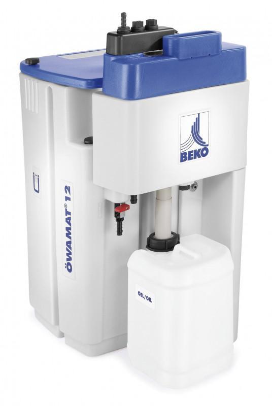 Séparateur huile-eau - Séparation huile-eau décentralisée